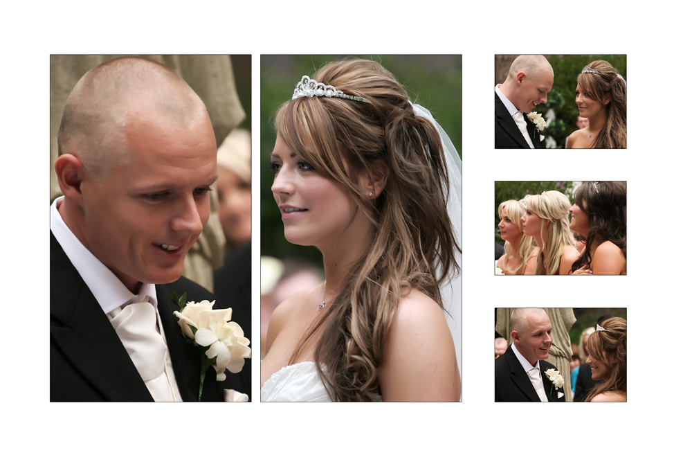 The Wedding of Claire & Norman at the Alicia Hotel, Sefton Park, Liverpool