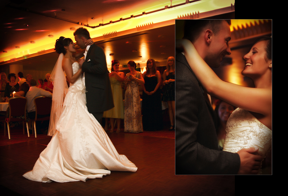 The Wedding of Claire & Stephen  at St Matthews and reception at the Marriott, Speke