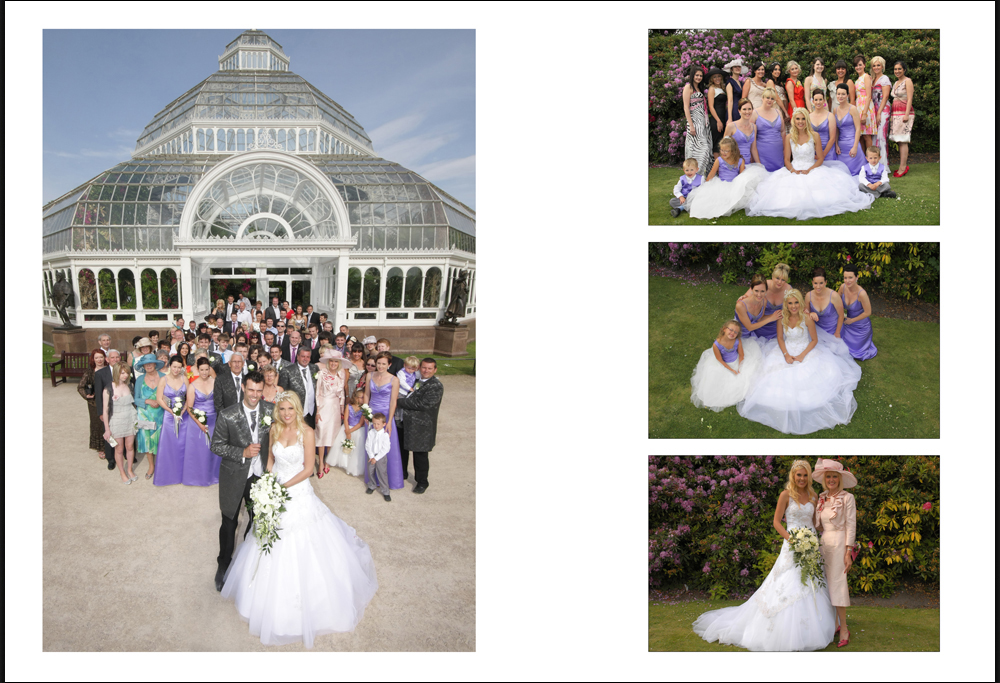The Wedding of Jane & Tim at Bishop Eton and following reception at The Palm House, Sefton Park, Liverpool
